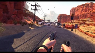 Лучший зомби survival для VR - Arizona Sunshine #1