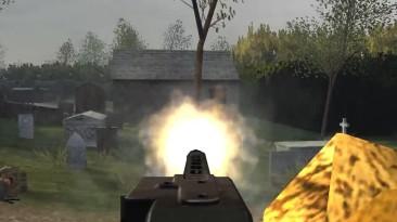 Звуки выстрелов Call of Duty 1 vs Day of Infamy