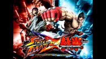 """Street Fighter X Tekken """"полный саундтрек"""""""