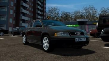 "City Car Driving ""Audi A4 1.9 TDi (v1.5.9 - 1.5.9.2)"""