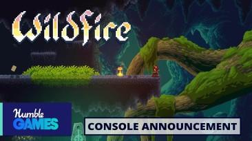 2D стелс-игра Wildfire выйдет на консолях PS4, Xbox One и Switch