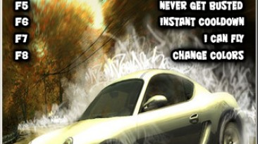 Need for Speed: Most Wanted (2005): Трейнер/Trainer (+26) [Latest] {MW Inside}