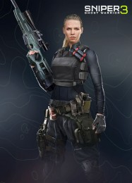 Обложка игры Sniper: Ghost Warrior 3 - The Escape of Lydia