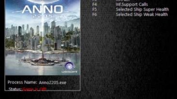 Anno 2205: Трейнер/Trainer (+5) [1.2] {MrAntiFun}