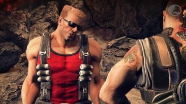"""Bulletstorm: Full Clip Edition """"12 минут геймплея за Duke Nukem"""""""
