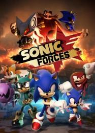 Обложка игры Sonic Forces