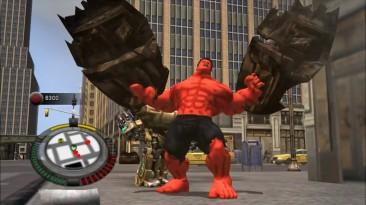"Incredible Hulk ""Red Hulk"""