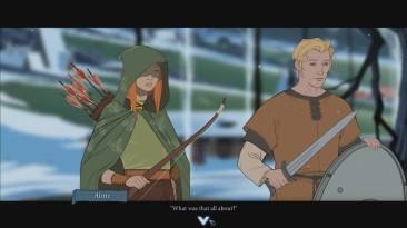 33 минут геймплея The Banner Saga 2
