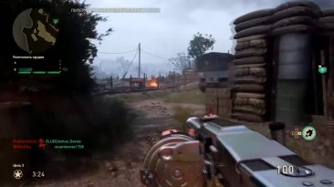 Пулеметы в Call of Duty: WWII