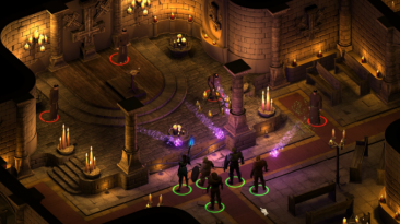 Kickstarter-кампания Black Geyser: Couriers of Darkness успешно завершена