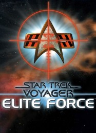 Обложка игры Star Trek Voyager: Elite Force
