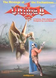 Обложка игры Ultima 2: The Revenge of the Enchantress