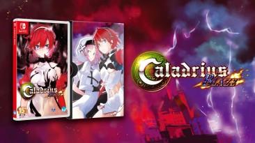 На Nintendo Switch анонсирована Caladrius Blaze