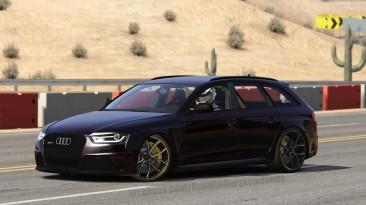 "Assetto Corsa ""MTM Audi RS4 Avant Clubsport ver1 for Assetto Corsa"""