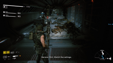 "Aliens: Fireteam Elite ""NTMod - улучшенный геймплей"""