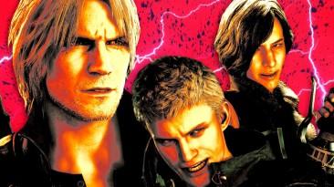 Геймплей Devil May Cry для Switch