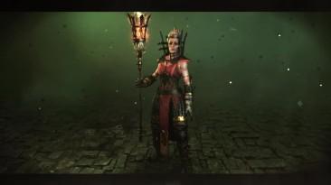 Светлый маг огня в геймплейном трейлере Warhammer: End Times - Vermintide