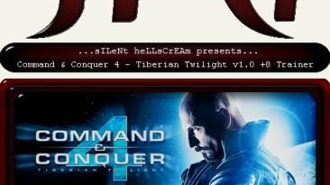 Command & Conquer 4 - Tiberium Twilight: Трейнер (+8) [1.5.3698] {HoG/sILeNt heLLsCrEAm}