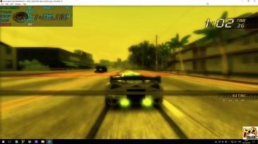 Burnout Revenge - запуск на эмуляторе Xbox 360!