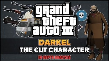 Фанаты собрали всю информацию об удаленном из GTA 3 персонаже
