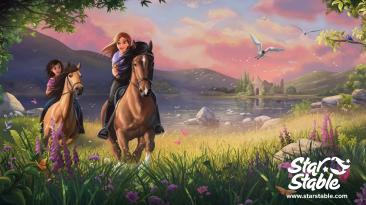 Тройка новых андалузских лошадей в Star Stable
