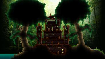 Геймплей режима Journey из обновления 1.4 для Terraria