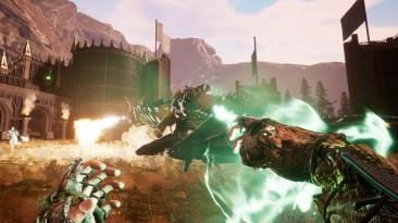 Релиз Citadel: Forged With Fire перенесён на 1 ноября