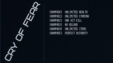 Сry of Fear: Трейнер/Trainer (+6) [1.6] {LIRW / GHL}