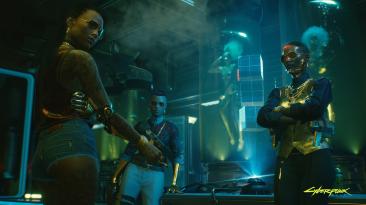 Разработка мультиплеера Cyberpunk 2077 приостановлена