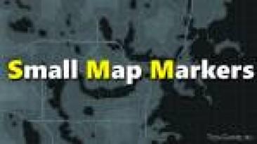 "Fallout 4 ""Маленькие маркеры на карте"""