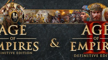 В Steam открылся предварительный заказ на Age of Empires: Definitive Edition и Age of Empires II: Definitive Edition