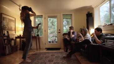 SteamVR - Трейлер выхода HTC Vive показывает возможности виртуальной реальности