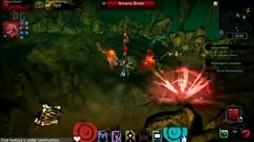 Видеообзор Akaneiro: Demon Hunters