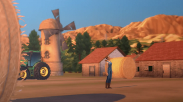 Моддер разрабатывает фермерский мод для The Sims 4