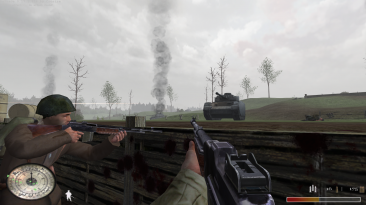 "Call of Duty ""Реалистичный урон v.2.0 (United Fronts)"""