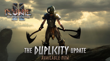 Улучшенная версия Rune 2 получила новые PvP-режимы и карты