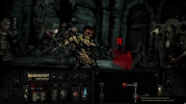 Darkest Dungeon - Рейд босса Кричащий Пророк