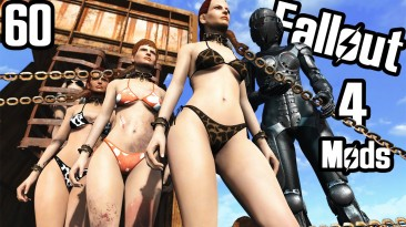 """Fallout 4 """"Система рабства v0.9b"""""""