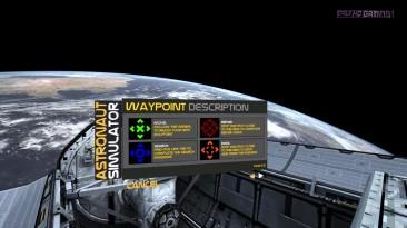 "Astronaut Simulator PC ""Геймплей"""