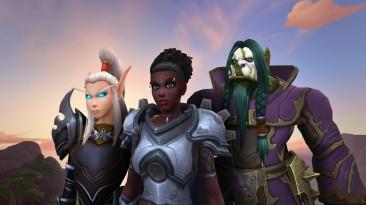 Разработчики World of Warcraft рассказали о работе над обновленным интерфейсом создания персонажа в Shadowlands