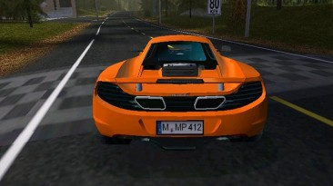 """Need for Speed: High Stakes """"McLaren MP4-12C"""""""