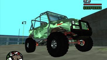 "Grand Theft Auto: San Andreas ""UAZ 469 HUNTER"""