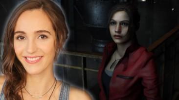 Актриса, сыгравшая роль Клэр Рэдфилд в Resident Evil 2 Remake намекает на появление героини в новой части игры