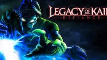 Русификатор текста Legacy of Kain: Defiance