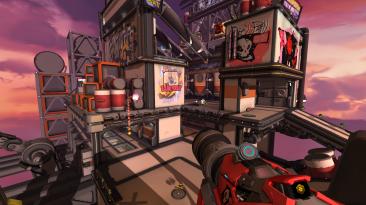 Арена-шутер Diabotical на Kickstarter