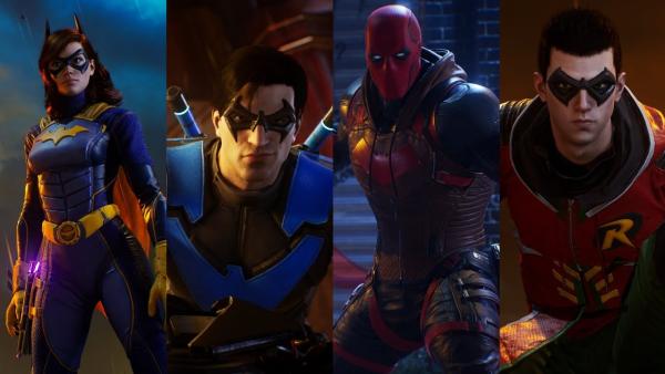 Возможная дата выхода Gotham Knights?