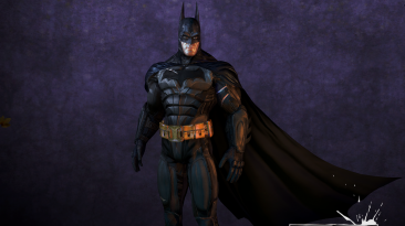 "Batman: Arkham Asylum ""Скин Injustice"""