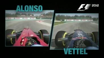 "F1 2012 ""Дневник разработчиков 3"""