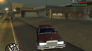 "Grand Theft Auto: San Andreas ""ЗиЛ- 41047"""