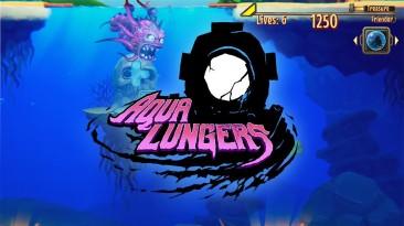 Кооперативный платформер Aqua Lungers готовится к релизу на Nintendo Switch